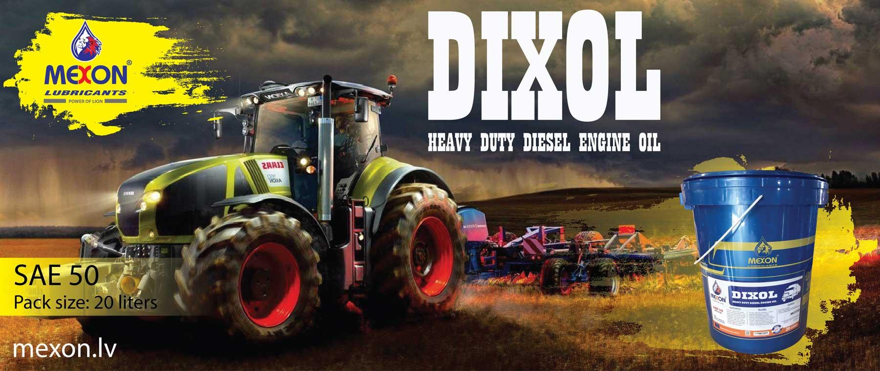 Mexon Dixol